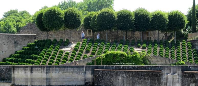 Amboise castle - where the foodies go48