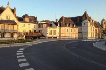 Amboise castle - where the foodies go90