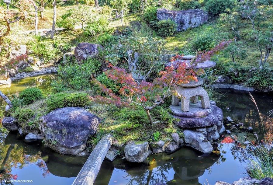 Yoshikien garden, Kyoto