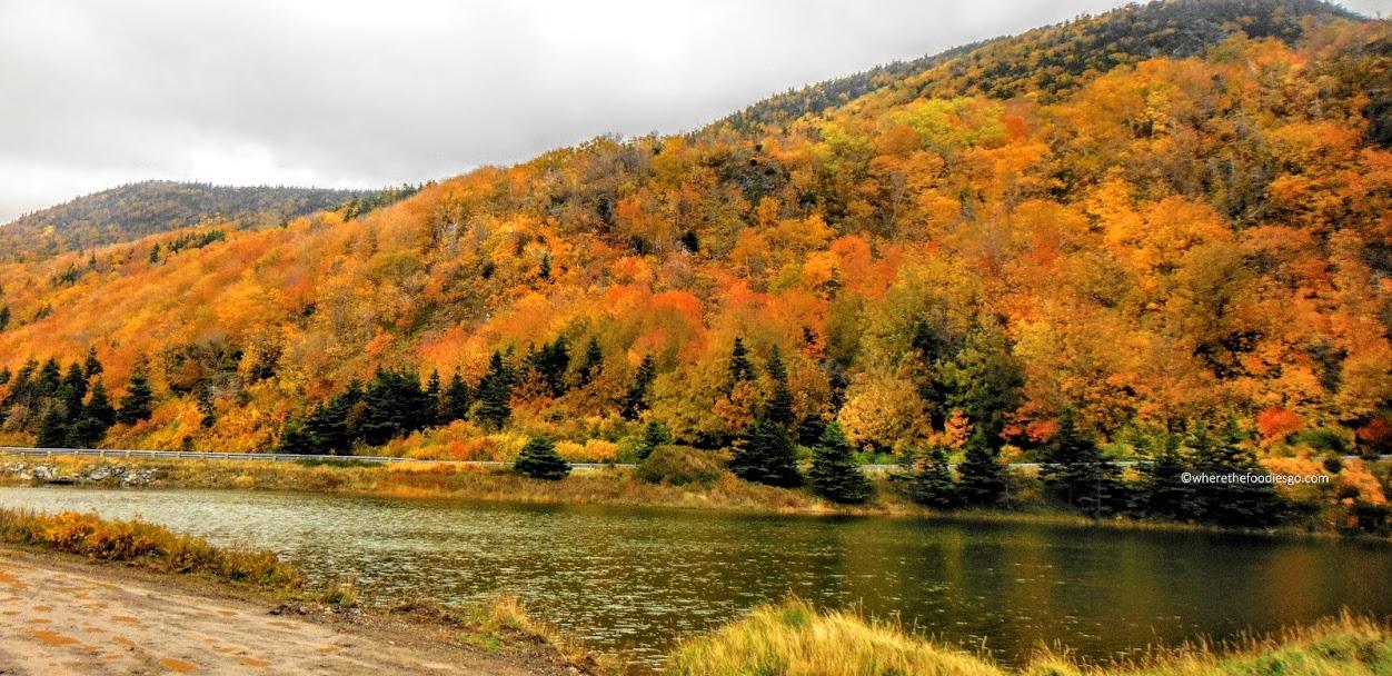 Cabot Trail, Canada