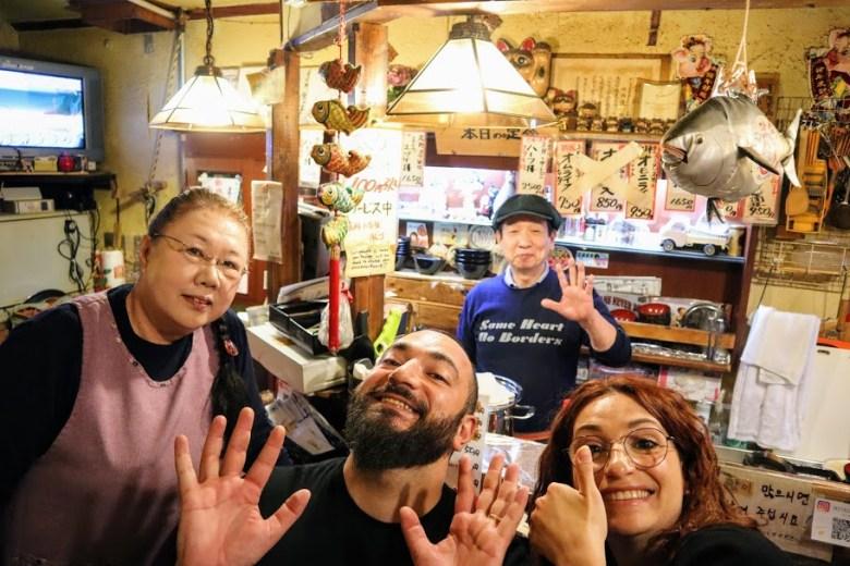 Maguro Shokudo, Osaka
