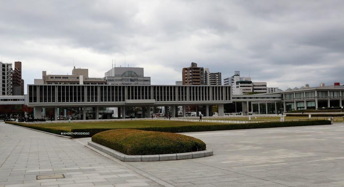 Museo della pace, Hiroshima