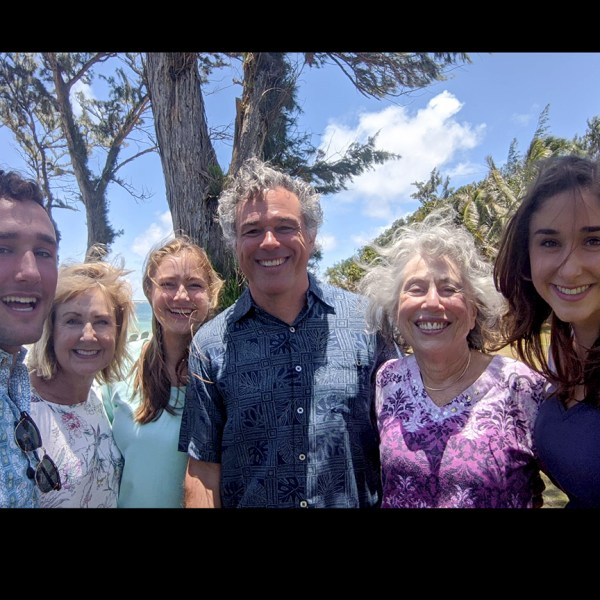 Aloha, and Bon Voyage!