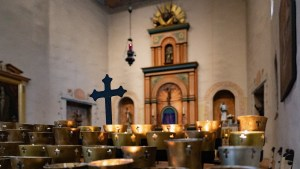 VVC: Mission Basilica San Diego de Alcala
