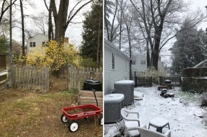 Yesterday and Today in MA