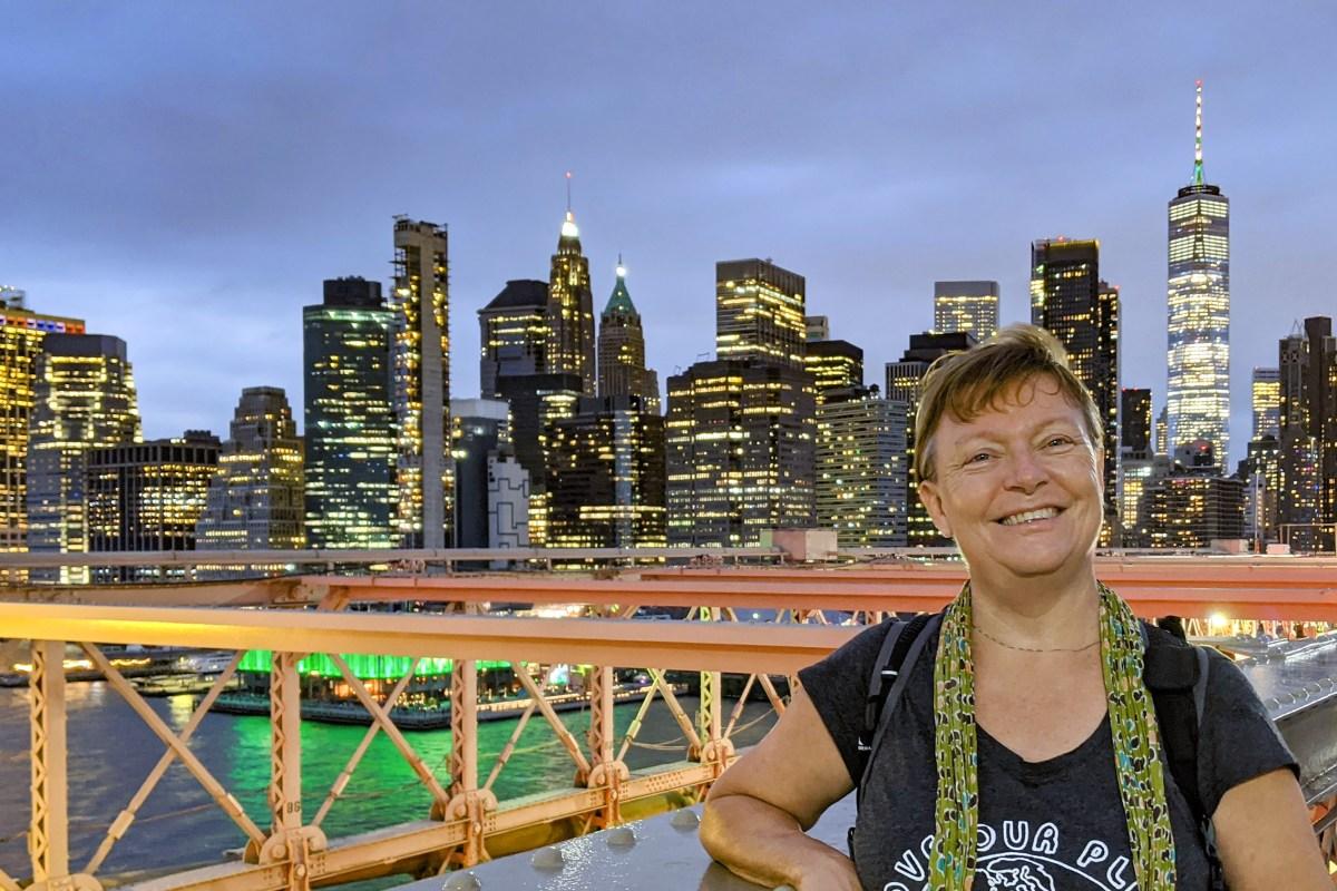 A Walk Across the Brooklyn Bridge
