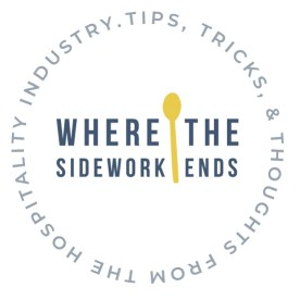 Where the Sidework Ends