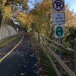 Newly-Surfaced Jones Point Path Makes The Ride to Bear Mountain Safer