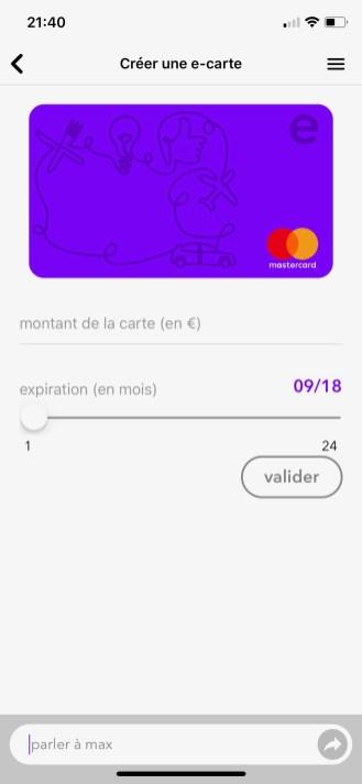 IMG_3279-1 💳 MAX, LA NÉO-BANQUE FRANÇAISE: PARLONS-EN !