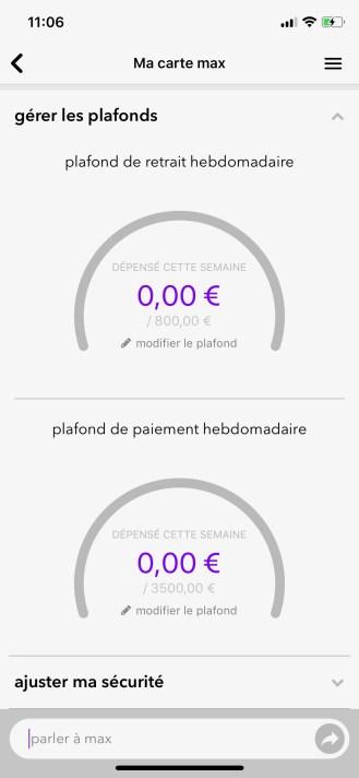 IMG_3291 💳 MAX, LA NÉO-BANQUE FRANÇAISE: PARLONS-EN !