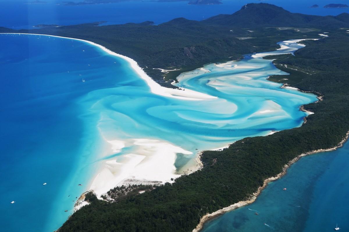Australia Queensland Hamilton Island Where To Fly Next