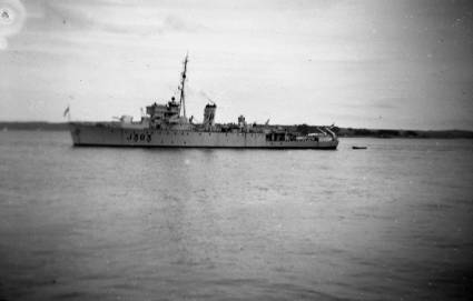 J303 - HMS Truelove