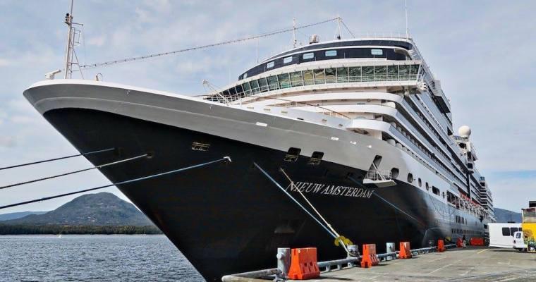 Holland America Nieuw Amsterdam Ship Tour