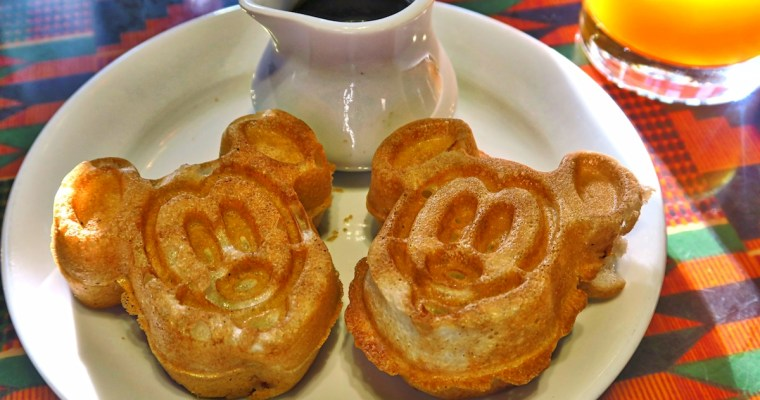 Gluten Free Eats at Walt Disney World {Gluten Free Travel}