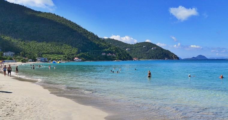 Island Beach Break Excursion in Tortola