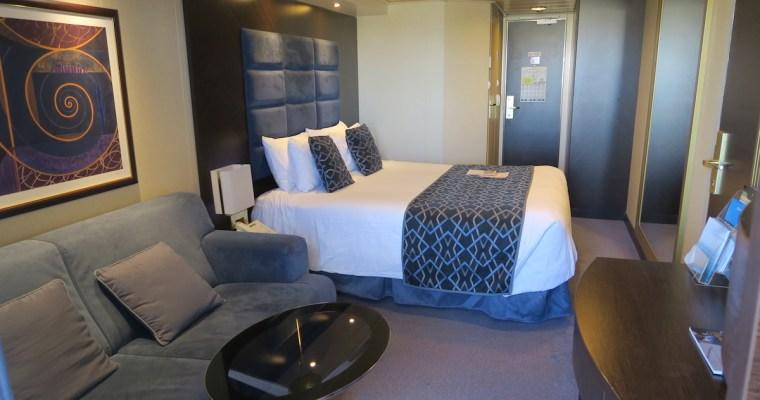 MSC Preziosa Balcony Cabin 9118 Room Tour