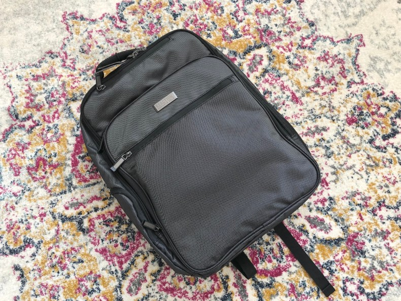kenneth cole reaction brooklyn commuter travel backpack