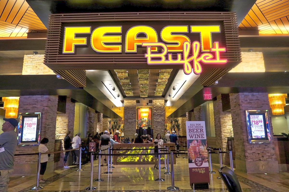 Best Budget Buffet in Las Vegas