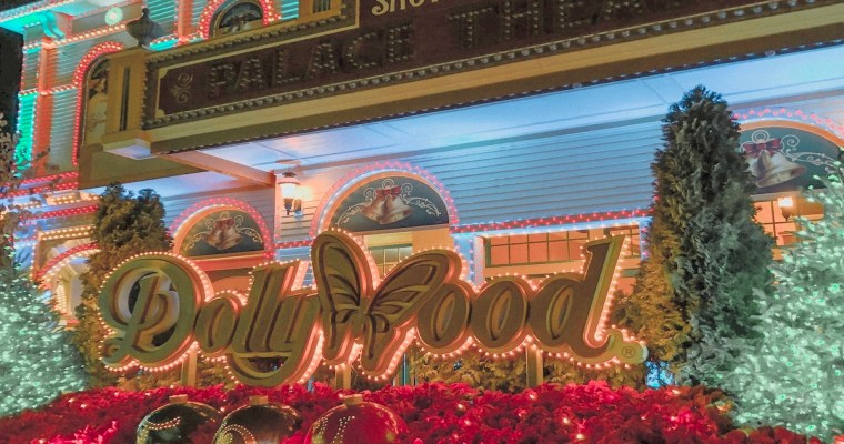 Smoky Mountain Christmas at Dollywood
