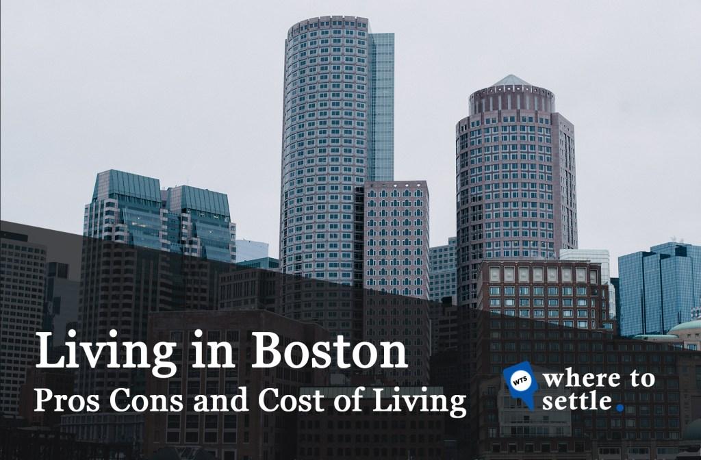 Living in Boston