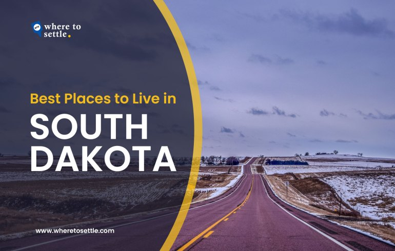 Best Places to Live in South Dakota