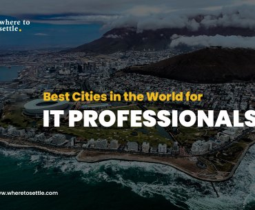 Best Cities for IT Professionals