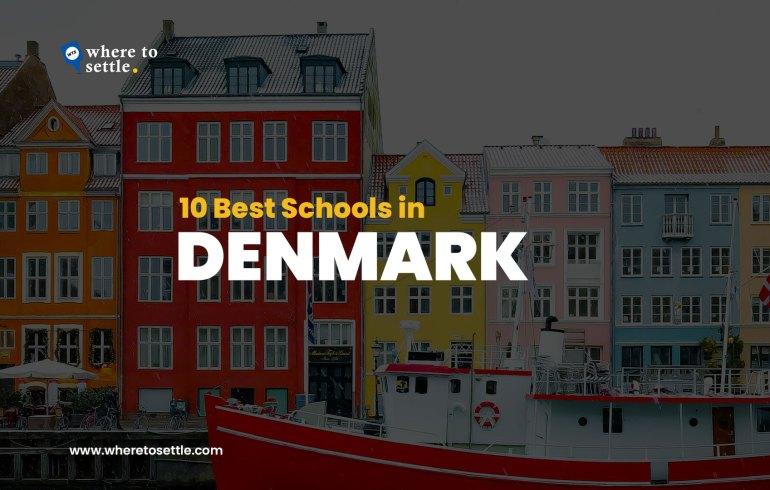 Best Schools in Denmark