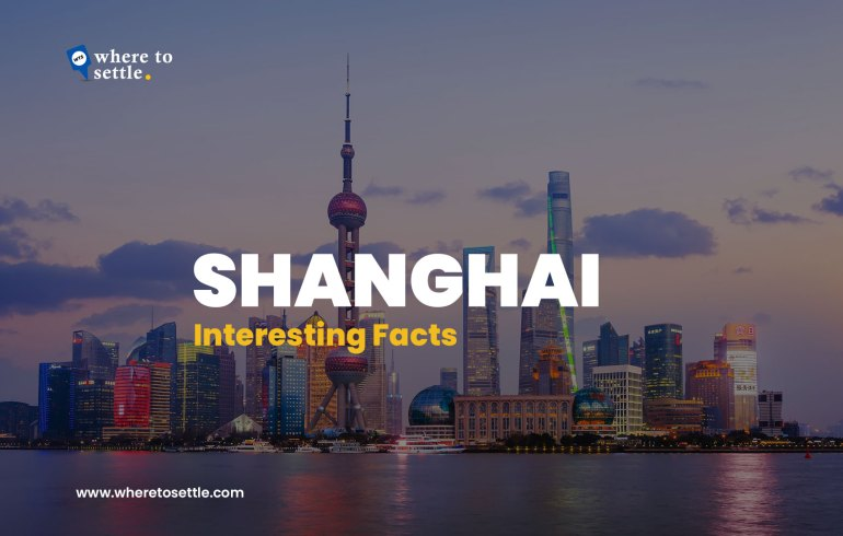Facts about Shanghai