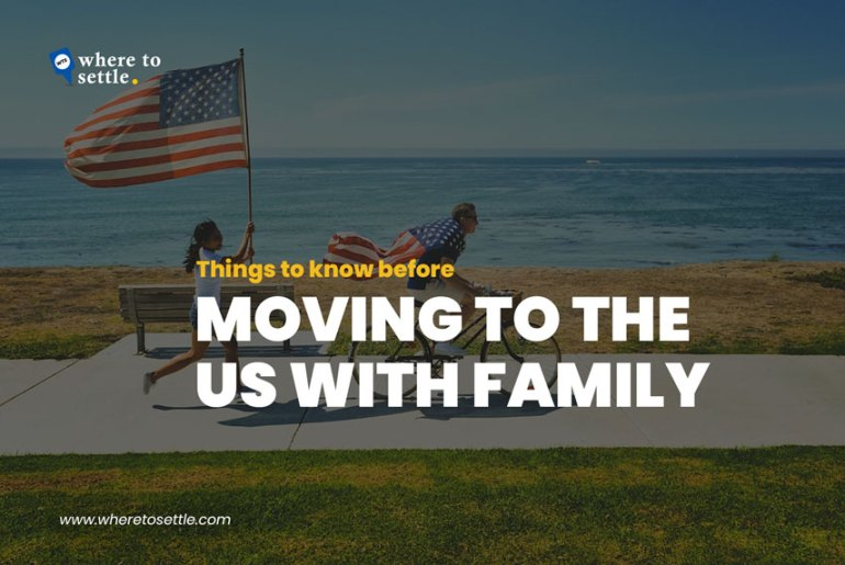 Moving to the USA with Family