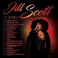 Jill Scott Concert Dates