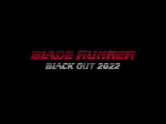 Blade Runner Blackout 2022 - Title Card