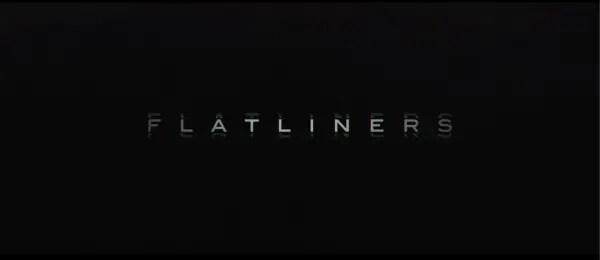 Flatliners Title card