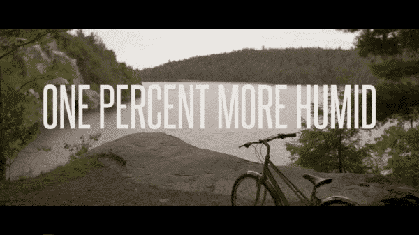 One Percent More Humid - Title Card