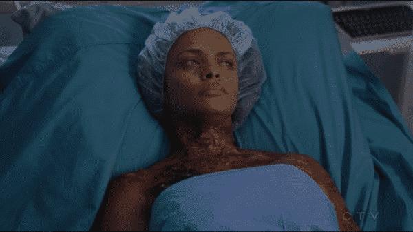 The Good Doctor Season 1 Episode 6 Not Fake - Celeste - Kandyse McClure