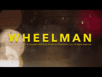Title card for Netflix's Wheelman