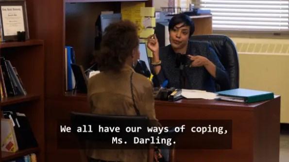She's Gotta Have It Season 1 Episode 5 #4MyNegusAndMyBishes (All Words Matter) - Raqueletta Moss