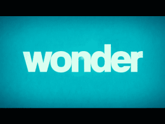 Wonder - Title Card