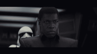 Star Wars Episode VIII The Last Jedi - John Boyega - Finn