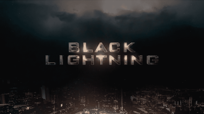 The title card for Black Panther
