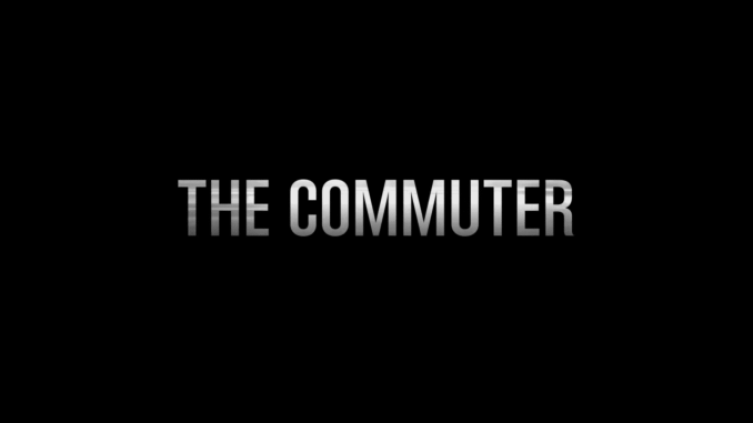 The Commuter - Title Card