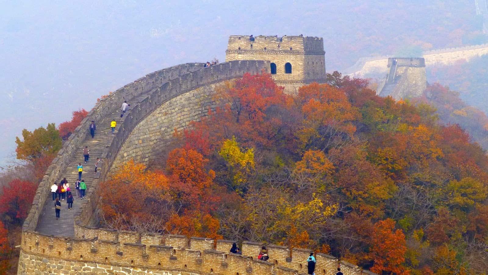China: saving the best till last