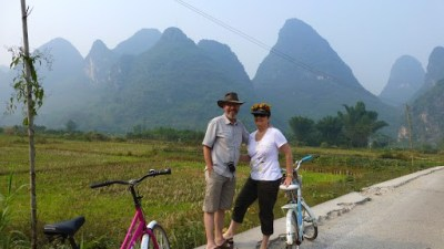 Yangshuo. No lycra required