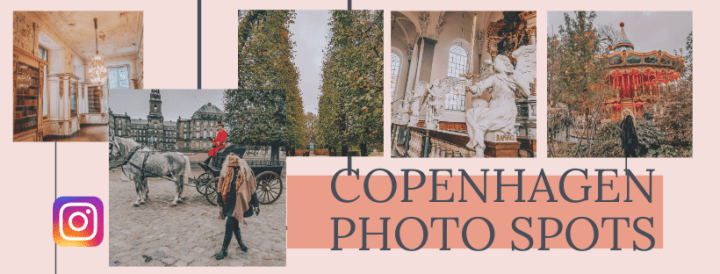 Copenhagen Instagrammable locations