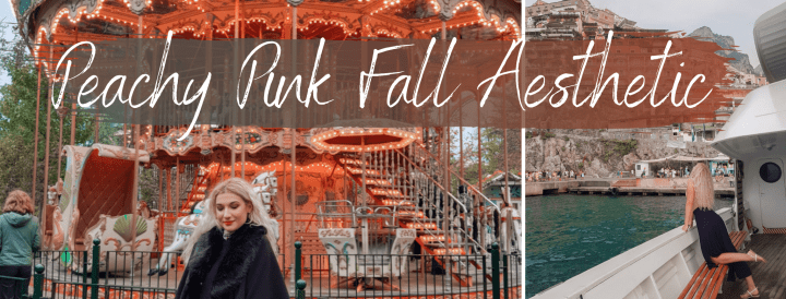 Creating a Fall Instagram Aesthetic