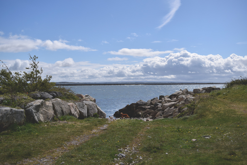Galway-Bay-Beach-Walk-to-Salthill-along-Mutton-Island-South-Park-Ireland