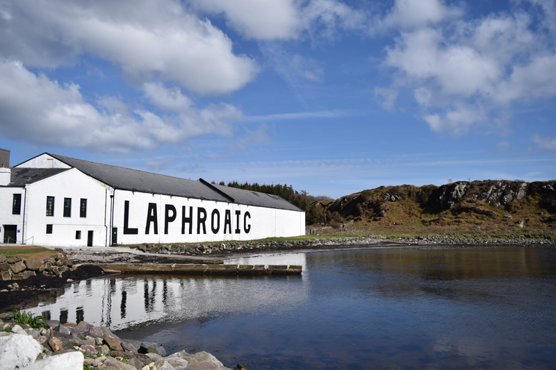 21-Laphroaig-Distillery-in-Islay-Scotland---Scottish-Routes-Whisky-Tour-Review