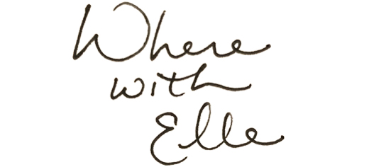 where with elle by jess hunt ralston logo