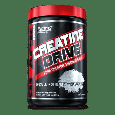 creatine drive unflavored 300 gr nutrex