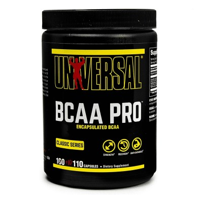 bcaa pro universal nutrition 100 capsulas