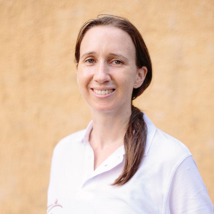 Anna Vines, MCSP, HCPC